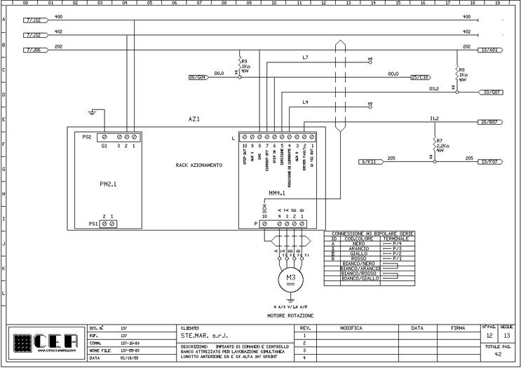 Schemi Elettrici Per Elettrauto : C e a progettazione realizzazione di schemi elettrici