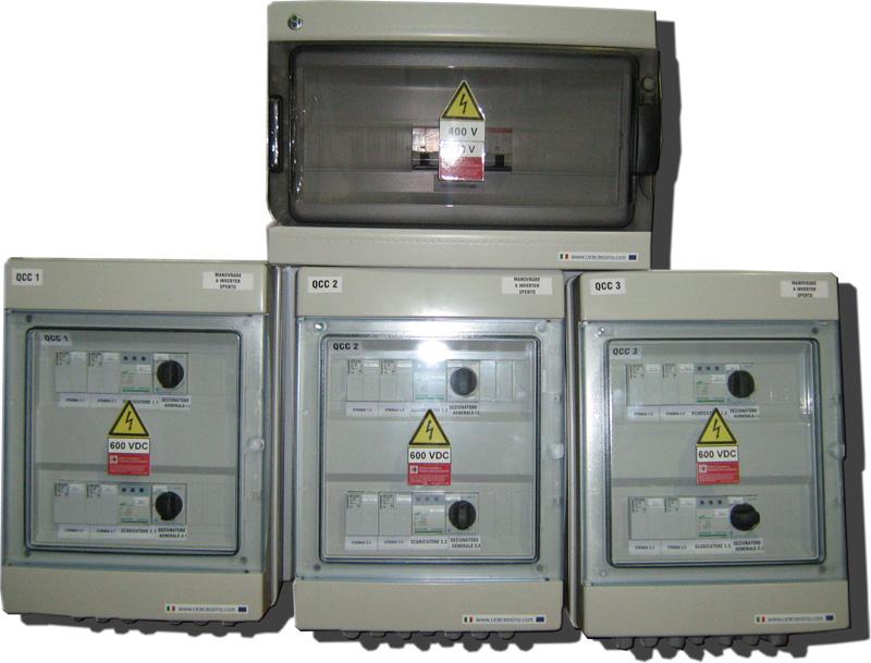 Schemi Quadri Elettrici : C e a quadri di campo interfaccia rete per impianti
