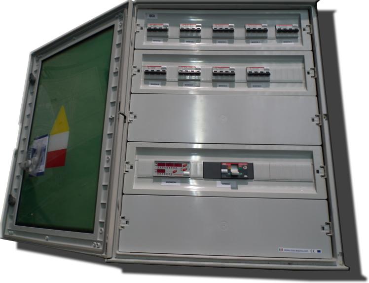 Schema Elettrico Quadro Di Campo Stringhe : C.e.a. quadri di campo e di interfaccia rete per impianti fotovoltaici